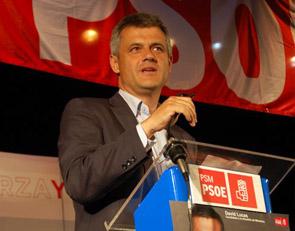 David Lucas PSOE