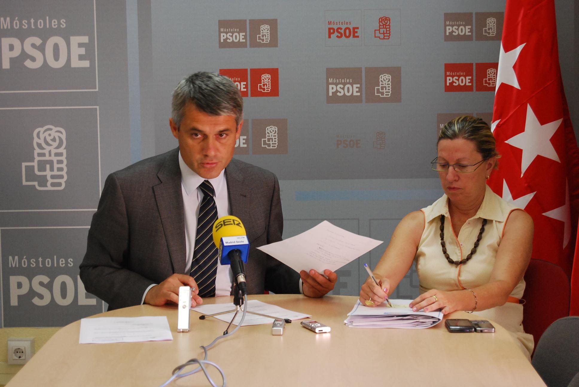 David Lucas y Laura Cillero anuncian Pacto por el Empleo