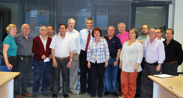 reunion FAVEM mayo 2012