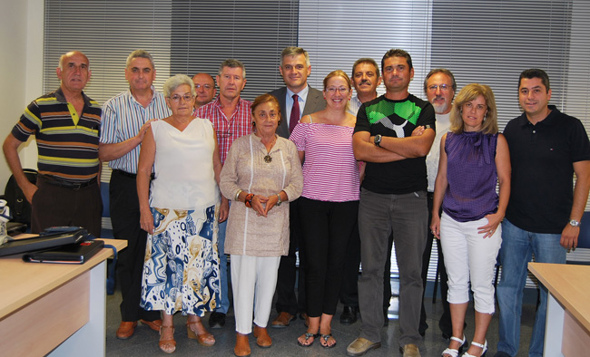 coordinadas reunion septiembre 2012