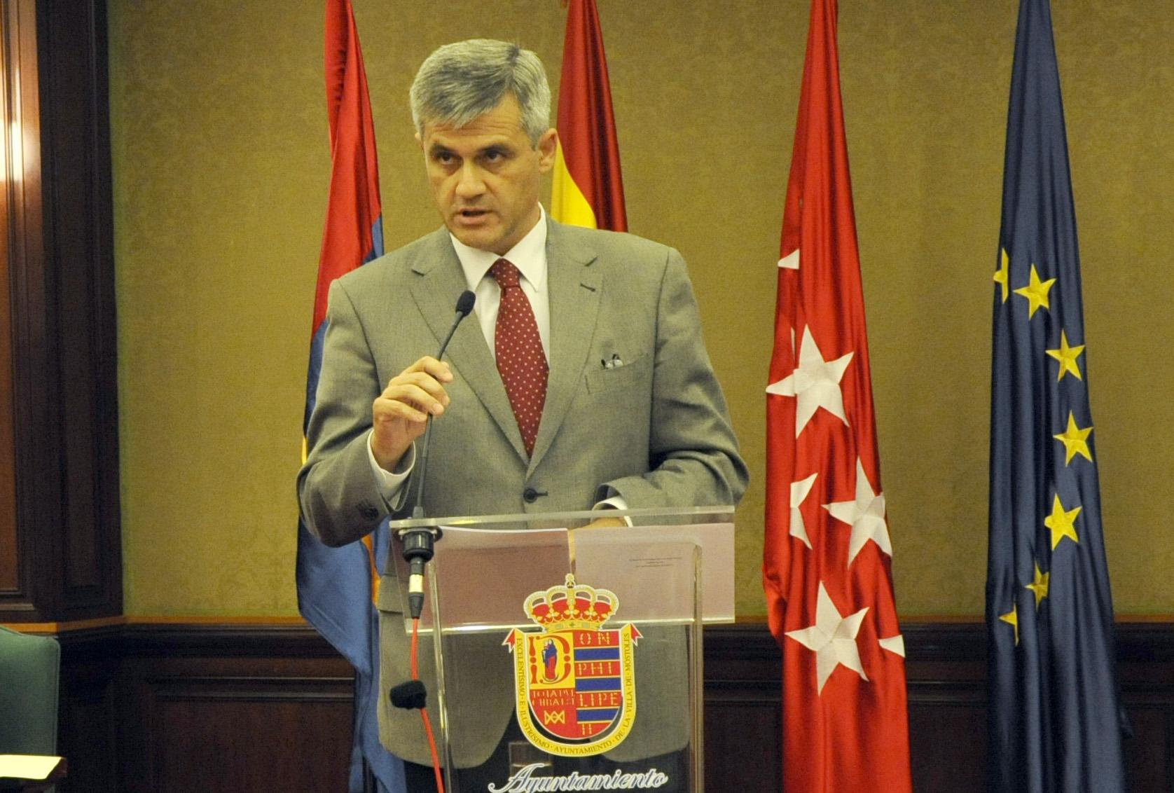 David Lucas debate Estado del Municipio 2012