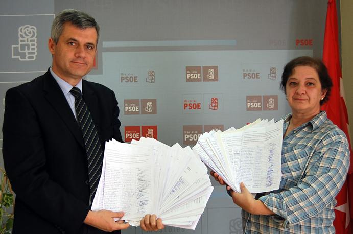 firmas contra cierre Juan XXIII_web
