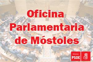 oficina parlamentaria mostoles