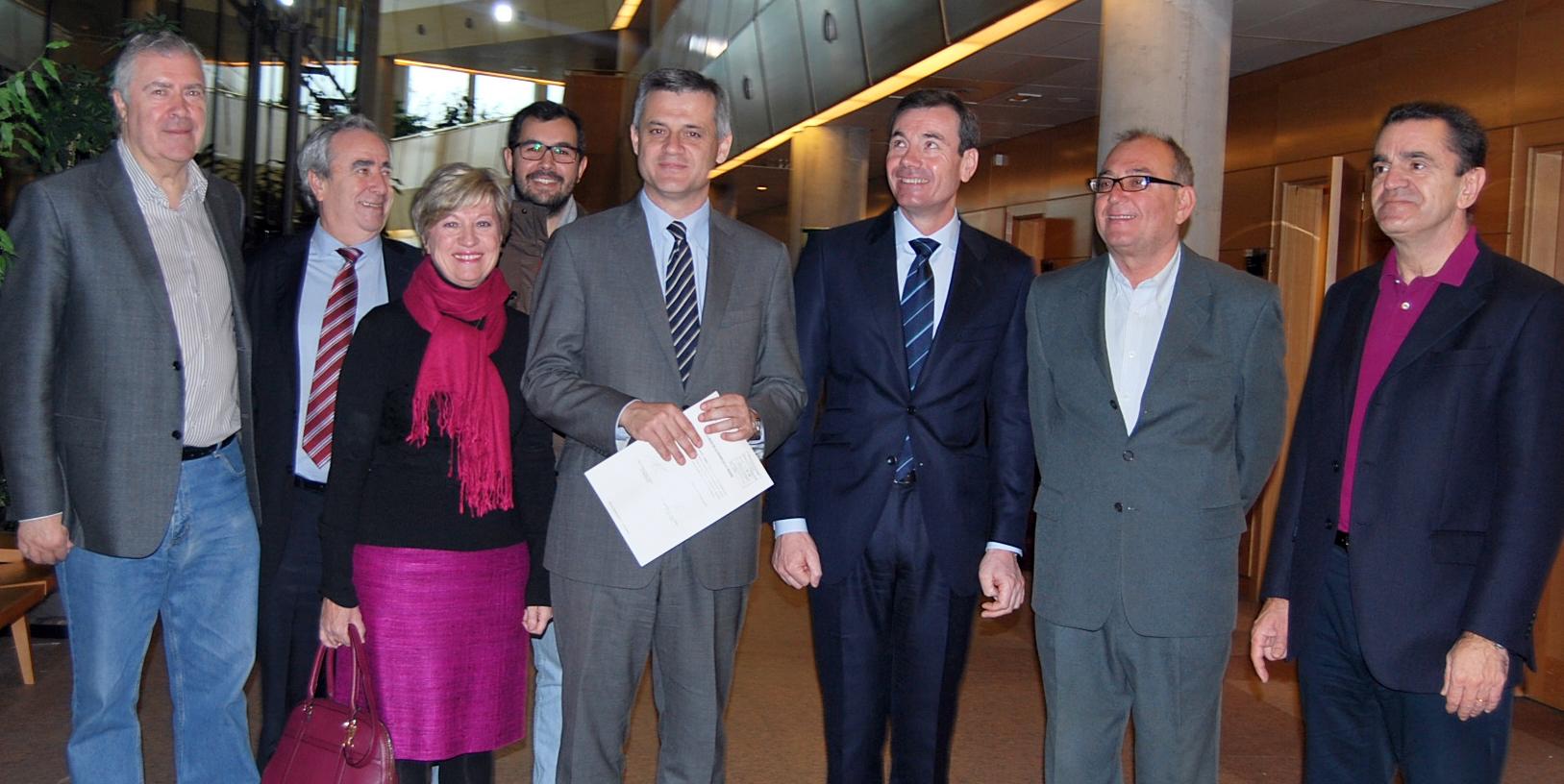 David Lucas Tomas Gomez PNL Asamblea Madrid