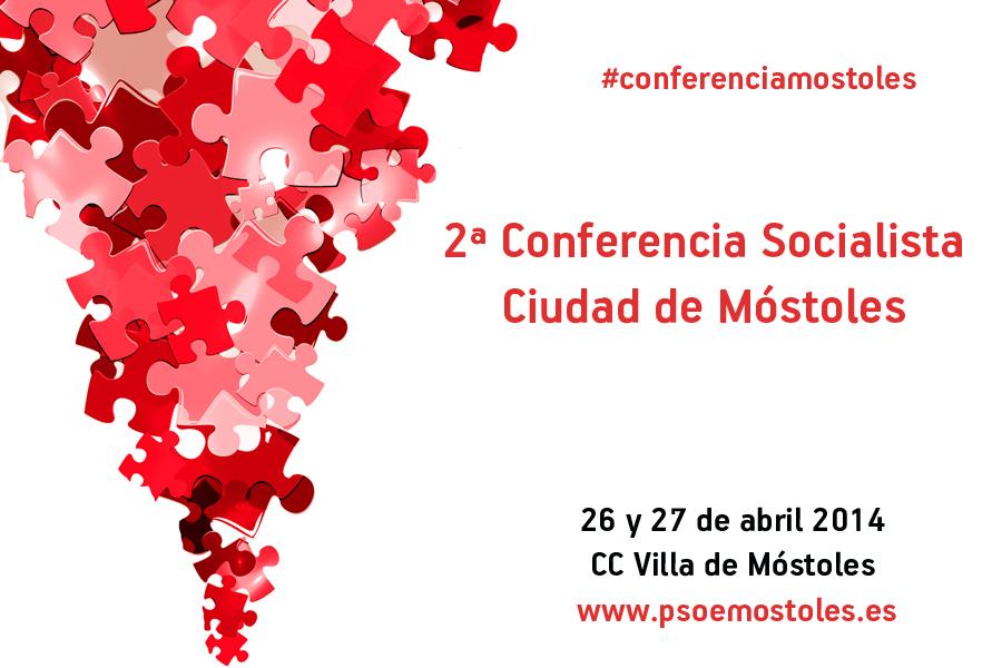 cartel conferencia mostoles 2014