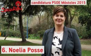num 6 noelia posse