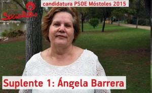 suplente 1 Angela Barrera