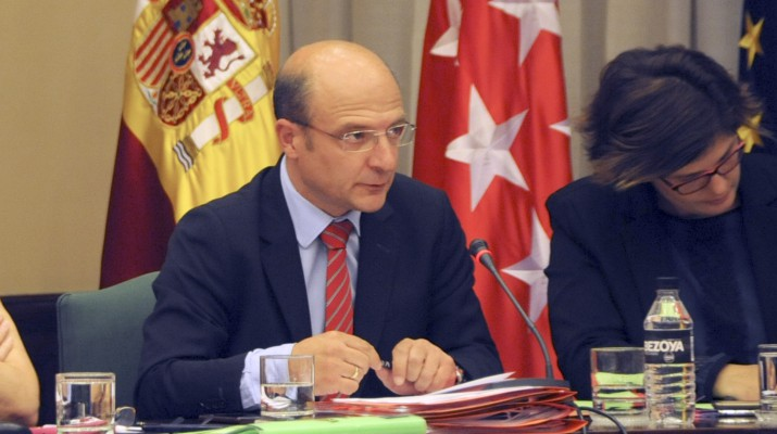 Javier Gomez PSOE Mostoles